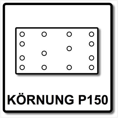Festool Granat Schleifstreifen STF 80x133 P 150 GR 100 ( 497121 ) – Bild 4