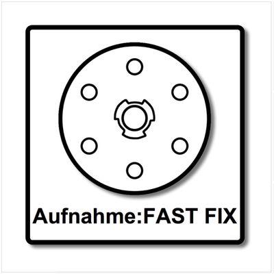 Festool Schleifteller ST-STF D125/8 FX-SW 125mm FastFix superweich ( 492126 ) – Bild 4