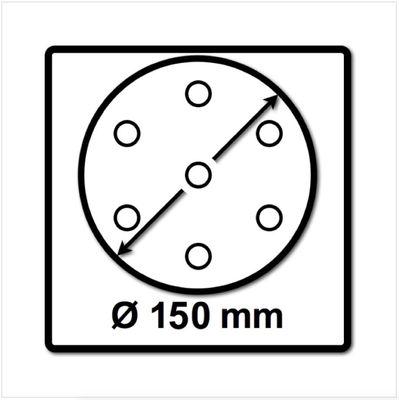 Festool Schleifteller ST-STF D150/17FT-M8-W-HT mit StickFix Technologie ( 498987 )  – Bild 3