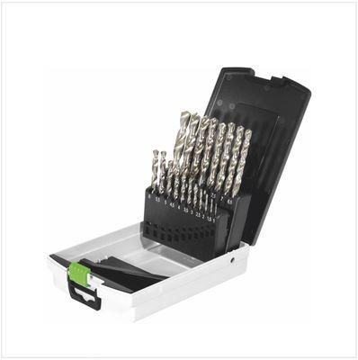 Festool Coffret avec forets acier HSS D 1-10 Sort/19x ( 498981 ) – Bild 2