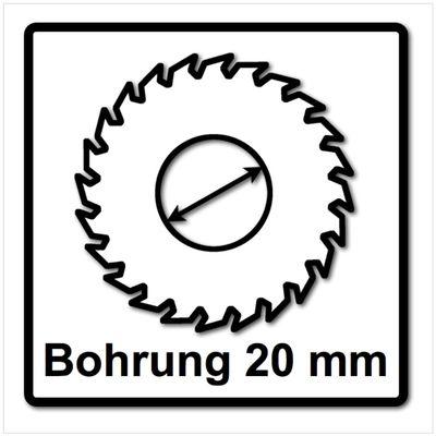 Festool Feinzahn Kreissägeblatt 160 x 20 x 1,8 mm W32 160 mm 32 Zähne ( 500459 ) – Bild 5