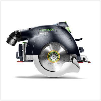 Festool HK 55 EBQ Plus Handkreissäge 1200W 160mm im Systainer ( 561731 ) + Sägeblatt HW – Bild 5