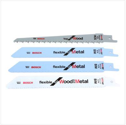 Bosch 20 tlg. Tough Box Wood / Metal Säbelsägeblätter 150 mm ( 2607010902 ) – Bild 4