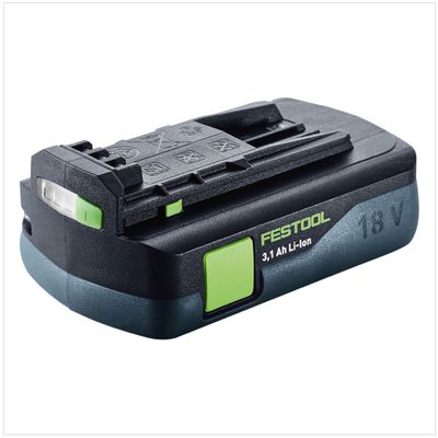 Festool SCA 8 Li-Ion Chargeur rapide ( 200178 ) + 1x Batterie Festool BP 18 Li 5,2 AS 18V 5,2 Ah ( 200181 ) + 1x Batterie Festool BP 18 Li 3,1 AS 18V 3,1 Ah avec Airstream Technologie ( 201789 ) – Bild 5