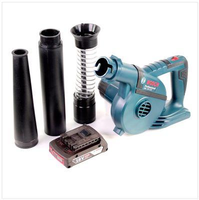 Bosch GBL 18 V-120 Professional Souffleur sans fil + 1x Batterie GBA 18 V 2,0 Ah - sans Chargeur – Bild 2