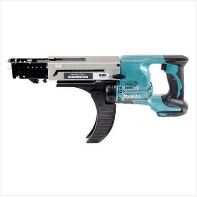 Makita DFR 750 Z 18 V Li-Ion Akku Magazinschrauber Trockenbauschrauber Solo - ohne Akku, ohne Ladegerät – Bild 3