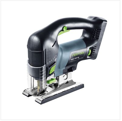 Festool PSBC 420 Li EB Basic Akku Pendel Stichsäge CARVEX ( 201379 ) im Systainer + 1x BP 18 Li 5,2 AS ( 200181 ) – Bild 3