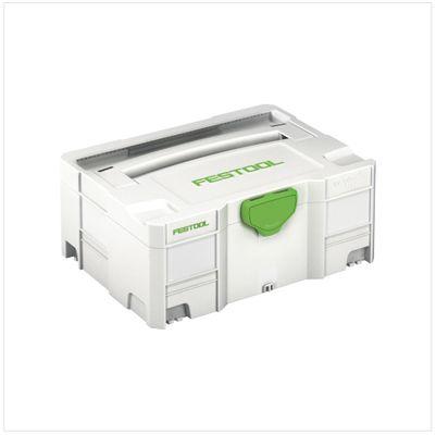 Festool DWC 18-2500 Li Basic Visseuse sans fil pour plaquistes ( 574742 ) avec boîtier Systainer + Chargeur de vis + 1x Batterie BPC 18 Volt 5,2 Ah Li-lon – Bild 4
