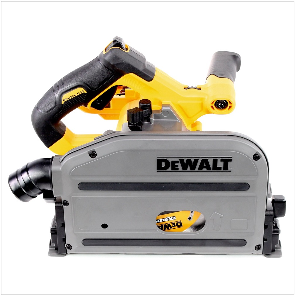 dewalt akku tauchkreiss ge dcs 520 nt flexvolt 54 v mit tstak vi box ebay. Black Bedroom Furniture Sets. Home Design Ideas