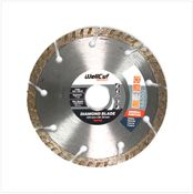WellCut Diamond Blade Diamant Trennscheibe 125 x 22,2 mm General Purpose turbo ( 222 - 125 / 22 )