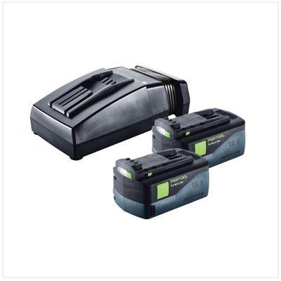 Festool T 18+3 Li Plus Perceuse visseuse sans fil avec boîtier Systainer inclus 2x BPC 5,2 Ah Batterie + TCL 3 Chargeur ( 564567 ) – Bild 5
