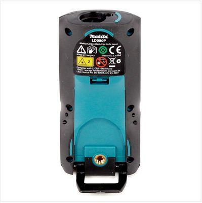 Makita LD 080 P Laser Distanz Entfernungsmesser – Bild 5