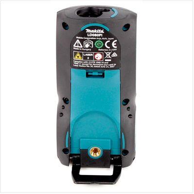 Makita LD 080 PI Laser Distanz Entfernungsmesser mit Neigungssensor – Bild 5