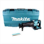 Makita DJR 360 ZK Säbelsäge 36V ( 2x 18V ) Reciprosäge 32 mm im Koffer - ohne Akku, ohne Ladegerät