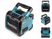 Makita DMR 200 10,8 - 18 V Baustellen Lautsprecher Grün Bluetooth