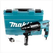 Makita HR 2630 X7 - 800 Watt 2,4 Joule Bohrhammer mit SDS - Plus Aufnahme im Koffer