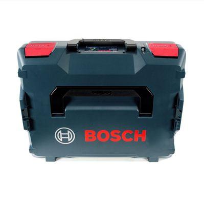 Bosch GOP 18 V-28 Akku Multicutter 18V Multifunktionswerkzeug Starlock Plus in L-Boxx + 1x 5,0 Ah Akku + Ladegerät – Bild 4