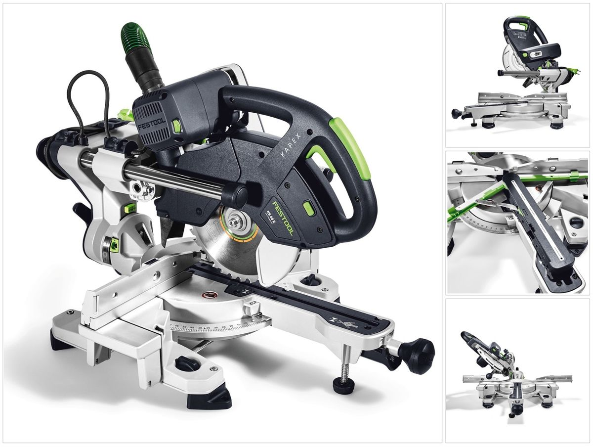 festool kapex ks 60 e set kapp zug s ge mit s geblatt 561728 elektrowerkzeug s gen kapp. Black Bedroom Furniture Sets. Home Design Ideas