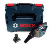 Bosch GAS 12V Akku Staubsauger + L-Boxx + 1x Akku 4,0Ah - ohne Ladegerät