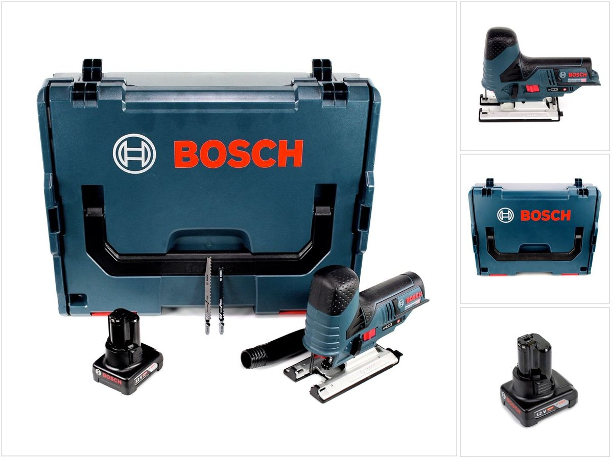 bosch gst 12v 70 professional akku stichs ge in l boxx 1. Black Bedroom Furniture Sets. Home Design Ideas