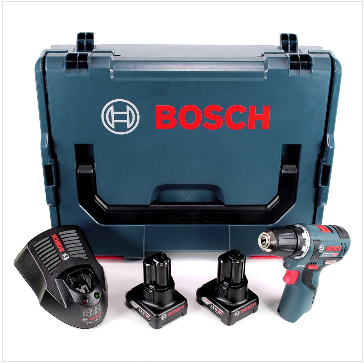 bosch gsr 12v 20 akku bohrschrauber brushless 20 nm 2x 4 0 ah akku ladeger t ebay. Black Bedroom Furniture Sets. Home Design Ideas