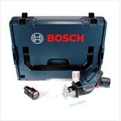 Bosch GSA 12V-14 Li-Ion Akku Säbelsäge SDS + 1x Akku 2,5Ah in L-Boxx - ohne Ladegerät
