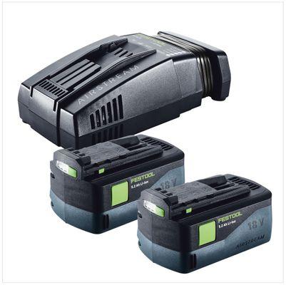 Festool DWC 18-4500 Li Basic Duradrive Akku Bauschrauber 18V ( 574745 ) 14Nm Brushless im Systainer + 2x 5,2Ah Akku + Ladegerät – Bild 5