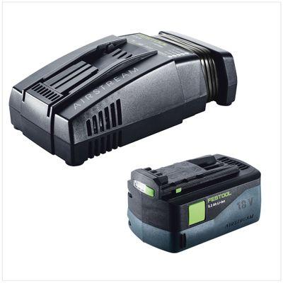 Festool DWC 18-4500 Duradrive Li Basic Akku Bauschrauber im Systainer mit Magazinvorsatz + 1x BP 18 Li 5,2 AS Li-lon Akku und SCA 8 Ladegerät – Bild 5