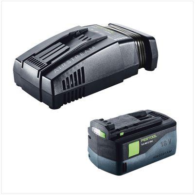 Festool T 18+3 Li-Basic Perceuse-visseuse sans fil avec boîtier Systainer Plus + 1x Batterie BP 18 Li 5,2 AS + 1x Chargeur rapide SCA 8  – Bild 5