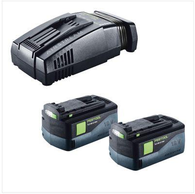 Festool  BHC 18 Li Basic Perforateur sans fil + Coffret de transport Systainer + 2x Batteries BP 18 Li 5,2 AS Li-lon + Chargeur SCA 8 – Bild 5