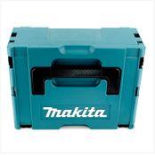 Makita DHP 482 W RMJ - 18 V Li-Ion Akku Schlagbohrschrauber im Makpac + 2x BL1840 4,0Ah Akku + DC 18 RC Schnellladegerät Bild 4