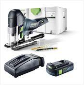 Festool PSC 420 Li EB Li-Basic Akku Pendelstichsäge CARVEX 18V ( 574713 ) 120mm Brushless im Systainer + 1x 3,1Ah Akku + Ladegerät