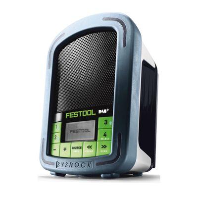 Festool Sysrock BR 10 DAB+ Radio de chantier SYSROCK Solo - sans Batteries, ni Chargeur ( 202111 ) – Bild 3