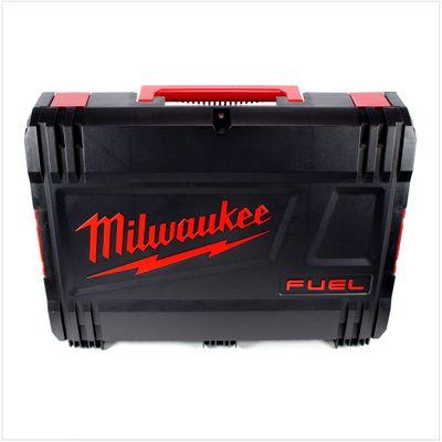 Milwaukee M18 FPD 502X 18 V Brushless Akku Schlagbohrschrauber im System Koffer + 2x 5,0 Ah Red Li-Ion Akku + RapidCharge Ladegerät – Bild 4