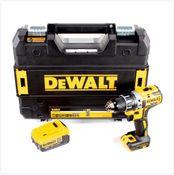 Dewalt DCD 791 18 V Perceuse sans fil Brushless avec boîtier TSTAK-Box + 1x Batterie DCB 182 4,0 Ah - sans Chargeur