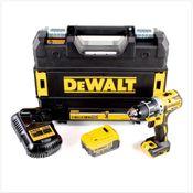 DeWalt DCD 791 M1 Akku Bohrschrauber Brushless 18V 70Nm + 1x Akku 4,0 Ah + 1x Ladegerät in TSTAK