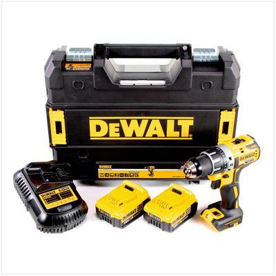 DeWalt DCD 791 M2 18 V Perceuse sans fil Brushless avec boîtier TSTAK-Box +2x Batteries DCB 182 4,0 Ah + Chargeur DCB 105 – Bild 2