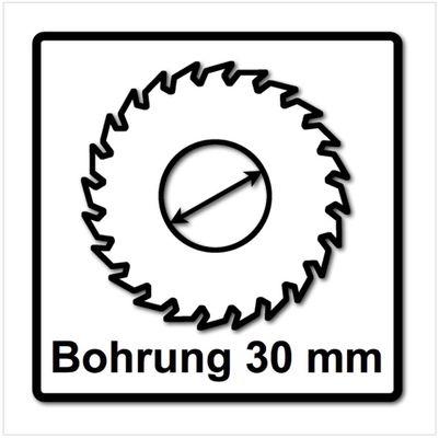 Festool Feinzahn Kreissägeblatt HW 216 x 30 x 2,3 mm W60 216 mm 60 Zähne ( 500125 ) – Bild 5