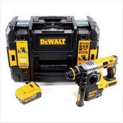 DeWalt DCH 273 18 V Brushless Akku Kombihammer SDS-Plus in TSTAK Box + 1x DCB 182 4,0 Ah Akku
