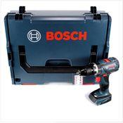 Bosch GSR 18V-60 C Akku Bohrschrauber 18V 60Nm Brushless Solo + L-Boxx ( 06019G1103 ) - ohne Akku und Ladegerät