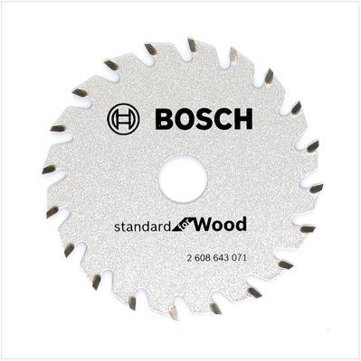 Bosch Kreissägeblatt Optiline Wood ST WO H 85 x 15 x 0,7 85 mm 20 Zähne ( 2608643071 ) – Bild 2