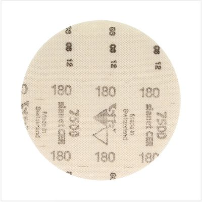 Bosch SIA Scheibe Keramik Schleifnetz 7500 125 mm Körnung P180 50 Stück ( F03E00689B ) – Bild 2