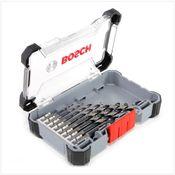 Bosch Impact Controll HSS Spiral Bohrer Set 8 Teilig 2 - 10 mm Metallbohrer ( 2608577146 )