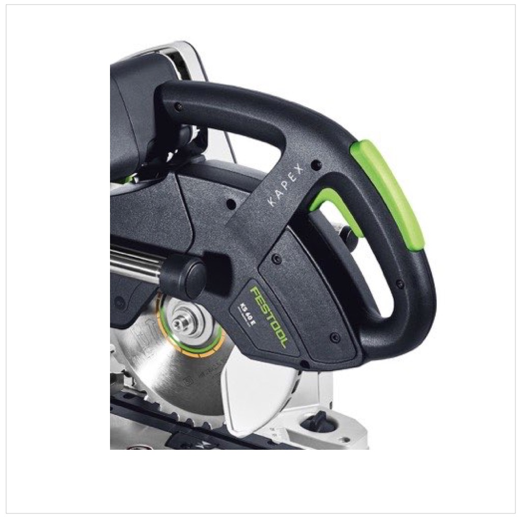 festool kapex ks 60 e kapp zugs ge 230v 561683 elektrowerkzeug s gen kapp gehrungss ge. Black Bedroom Furniture Sets. Home Design Ideas