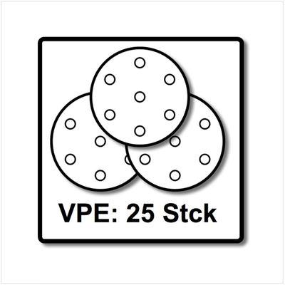 Festool STF D225/8 Abrasifs pour PLANEX P80 GR / 25 Pièces ( 499636 ) – Bild 5