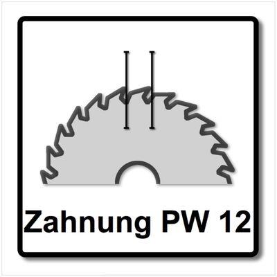 Festool 3x Panther Kreissägeblatt HW 160x2,2x20 PW12 160 mm 12 Zähne ( 3x 496301 ) – Bild 4