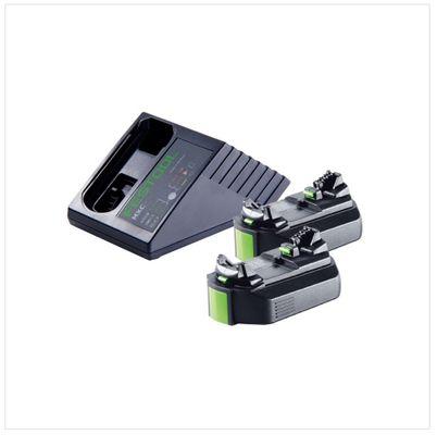 Festool TXS Li 2,6 Set Perceuse-visseuse sans fil avec boîtier Systainer + 2x Batteries 2,6 Ah BP XS + Chargeur MXC + Renvoi d'Angle XS ( 564510 ) – Bild 5
