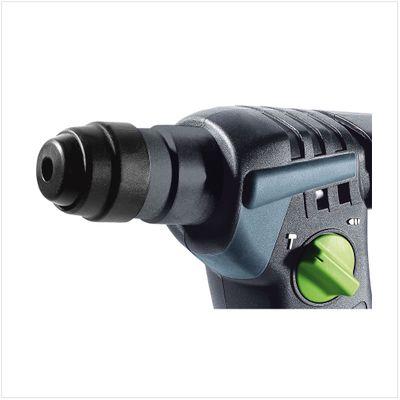Festool BHC 18 Li Basic Akku Bohrhammer 18V ( 574723 ) 25Nm Brushless Solo im Systainer + Bohrstaubdüse - ohne Akku, ohne Ladegerät – Bild 5