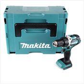 Makita DDF 484 ZJ 18 V Perceuse visseuse sans fil Brushless 54 Nm avec boîtier Makpac - sans Batteries, ni Chargeur