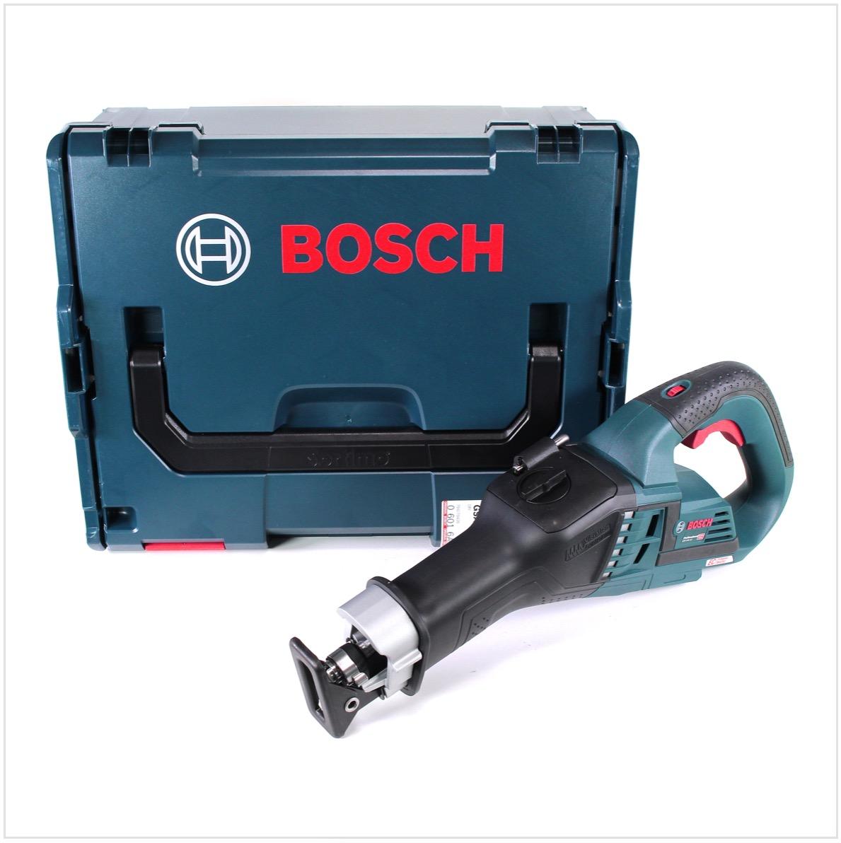 bosch gsa 18v-32 professional akku recipro- / säbelsäge brushless